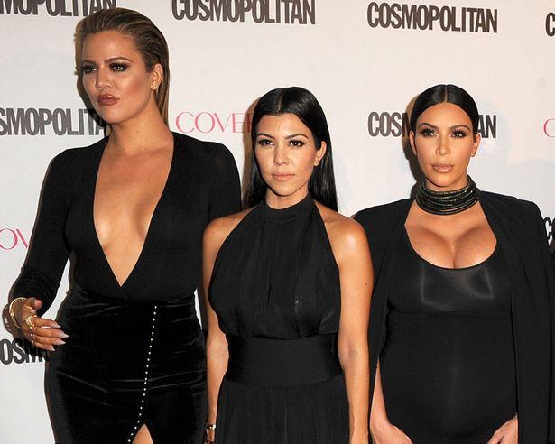 kardashians Cosmopolitan-Magazines-50th-Birthday