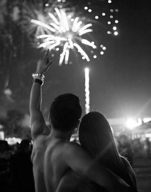 firework copuple